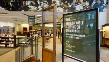 In Amazon's hometown, we get a read on Barnes & Noble customers as downtown Seattle store closes