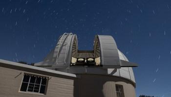 PANOSETI on Lick Observatory