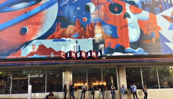Seattle's Cinerama lays off a number of employees during temporary closure of theater for renovations