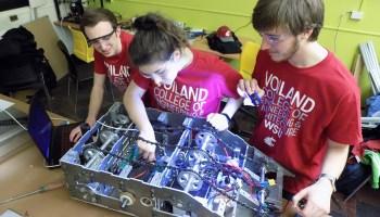 Washington State University robotics team to get in the ring on popular TV series 'BattleBots'