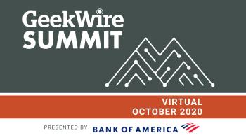 GeekWire峰会:我们的年度展望未来回报,有很棒的演讲者(和一些转折)