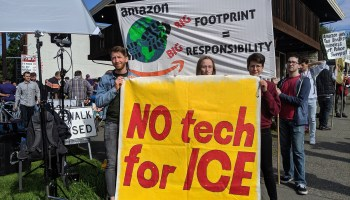 Amazon moves shareholder meeting online, cancels in-person event where investors and protestors gather in Seattle annually