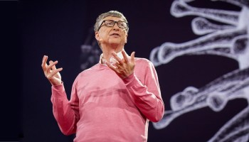 Bill Gates warned us of a COVID-19-like pandemic — watch his TED Talk from 2015