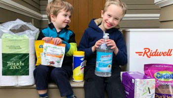 Recycling startup Ridwell collecting hygiene supplies and more to help groups during COVID-19