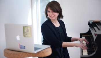 Music lessons startup Play at Work becomes 'play at home' as tech workers get instruction via video