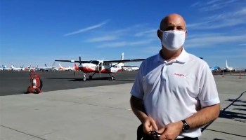 Roei Ganzarski和MagniX全电动飞机