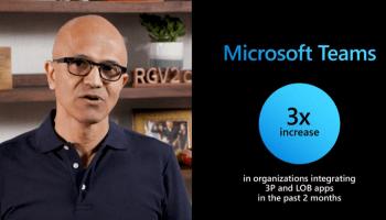 微软允许在Visual Studio中开发团队应用程序,争取对Slack battle的支持