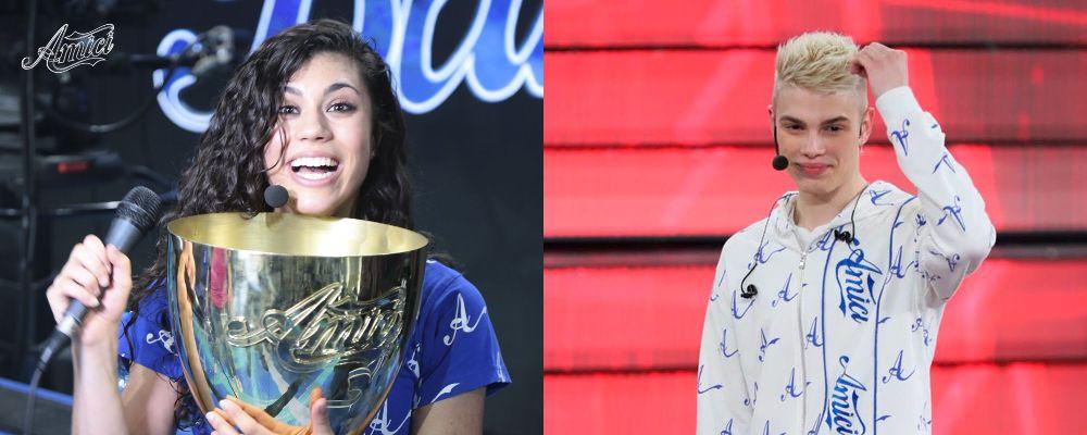 Amici 17, settimo serale: Lauren ballerina campione, Biondo eliminato