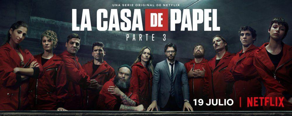 La Casa Di Carta 3 Il Trailer Il Cast E La Trama In