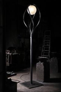 Lampione Plenilunio di 4P1B Design Studio