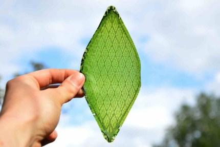 La Silk Leaf di J.Melchiorri