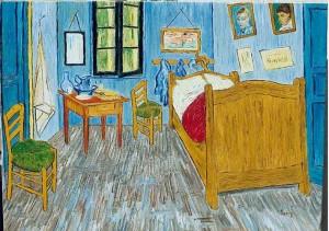 van Gogh - La camera