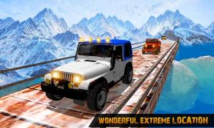 Offroad Jeep Driving Pro Master :uphill Jeep Drive