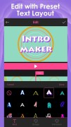 Intro Maker - music intro video editor