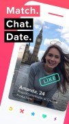 Tinder - Match. Chat. Date.