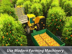 🚜 Farm Simulator: Hay Tycoon grow and sell crops