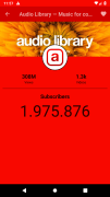 Subscribers Counter