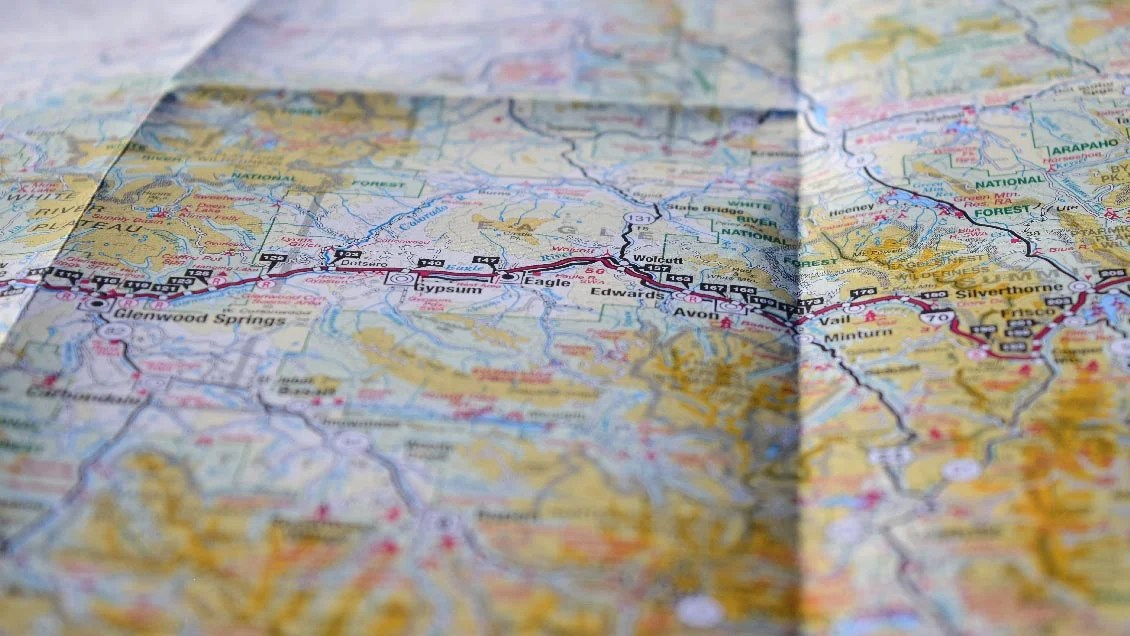 6 Tips Before You Go On A Road Trip I know  it sounds old school  but having a map can be a great help for  orienting yourself and route finding  especially when you re out of service  and the