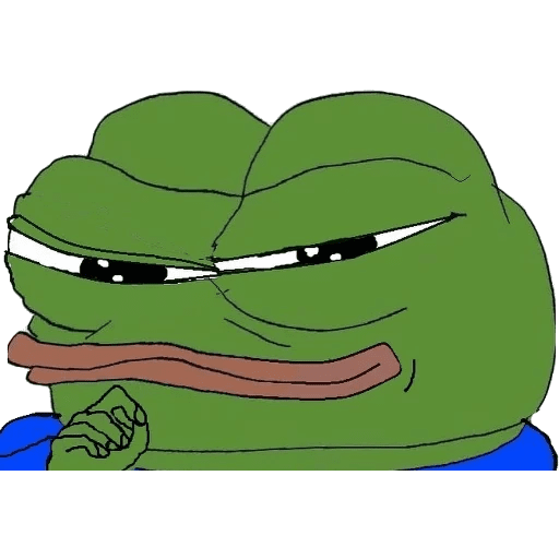 Sticker Maker Pepe The Frog