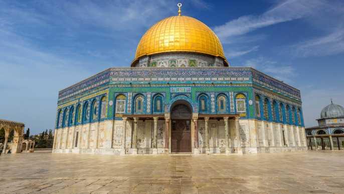 Al-Aqsa moskeen Historie og kulturarv | GetYourGuide