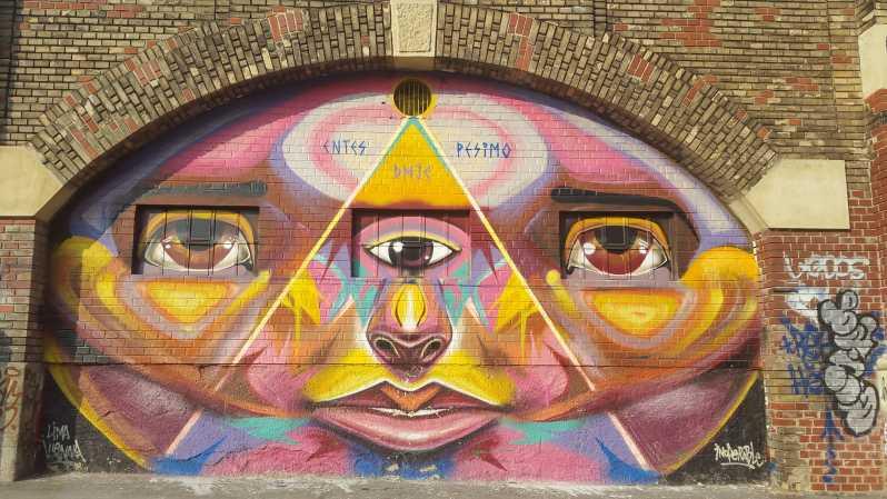 Stuttgarts Graffiti Star Jeroo Vom Illegalen Sprayer Zum