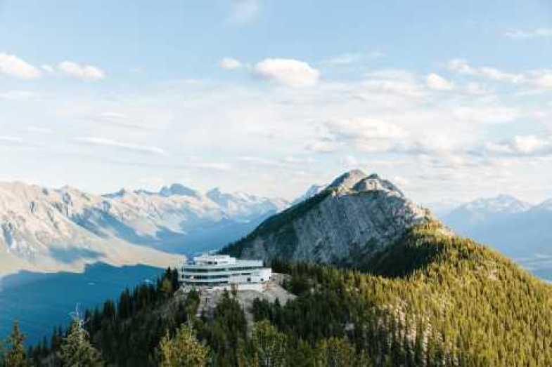 Desde Calgary: tour de Banff con góndola y crucero por el lago