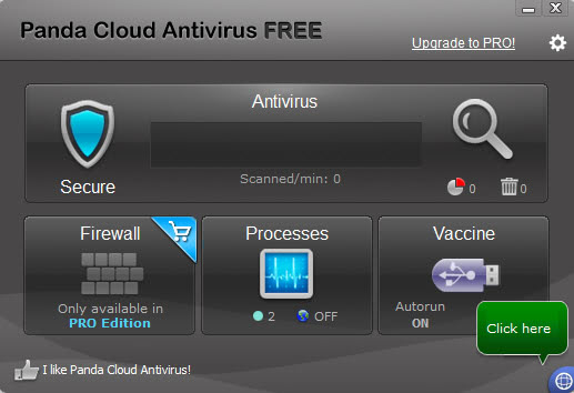 panda cloud antivirus free 2