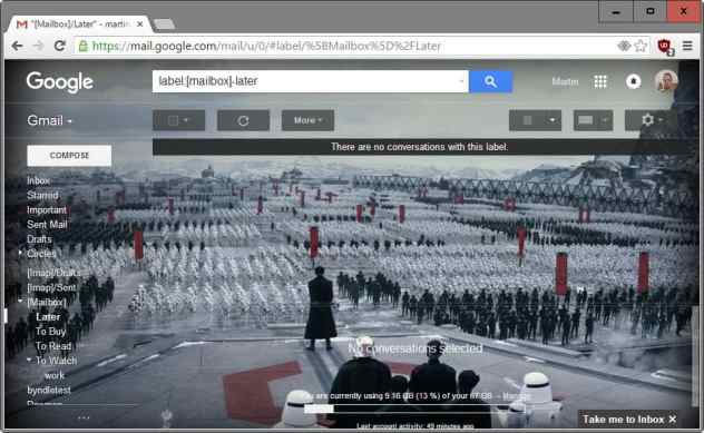 google star wars experience