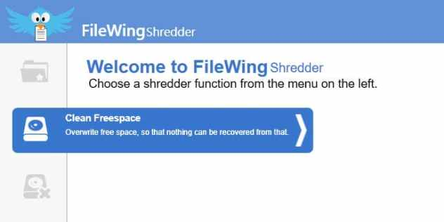 filewing shredder