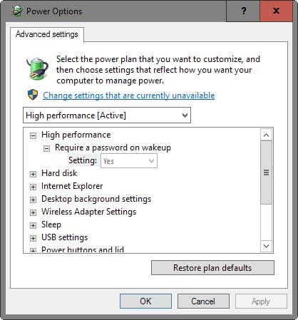 Cara menganalisis dan mengurangi penggunaan baterai pada Windows 10