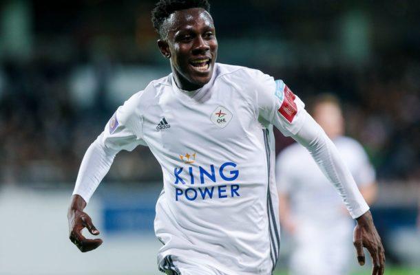 Kamal Sowah scores brace as OH Leuven surprisingly beat Gent - The Ghana  Guardian News