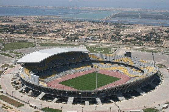Image result for Borj Al Arab Stadium (Egypt)