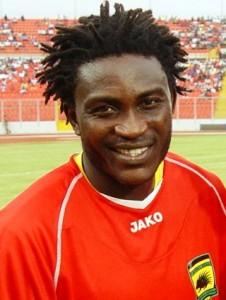 Ex-Hearts and Kotoko star Emmanuel Osei Kuffour ready to coach