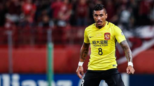 Image result for Barcelona sign Paulinho Published August 14, 2017