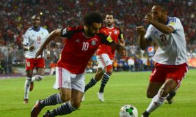 Image result for W/Cup Qualifier: Salah out Egypt, Ghana clash