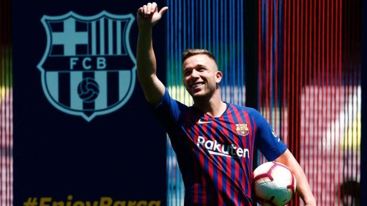 Arthur, al Barcellona per stupire | Numerosette Magazine
