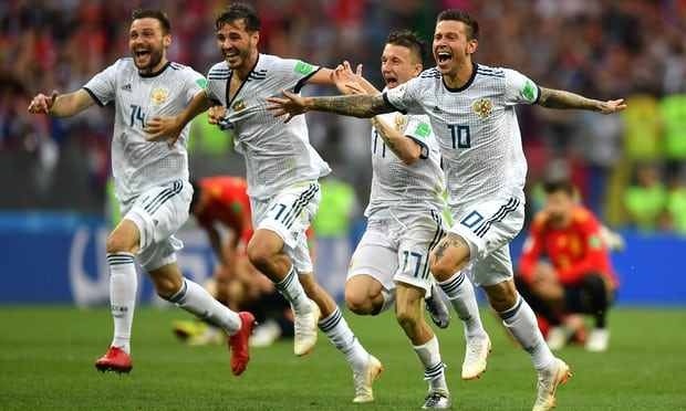 Image result for russia 1-1 spain
