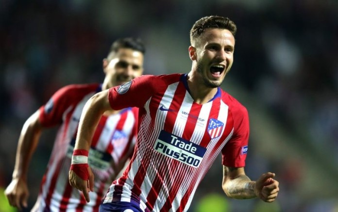 Superb Saul Sends Super Cup to Atletico Madrid
