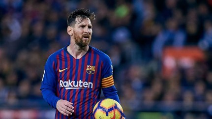 Image result for Lionel Messi Set for Barcelona Return