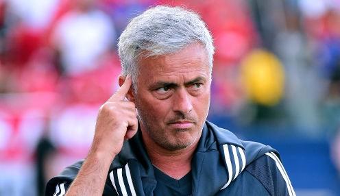 Mourinho demands more desire