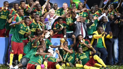 Image result for AFCON 2019: Cameroon names preliminary squad