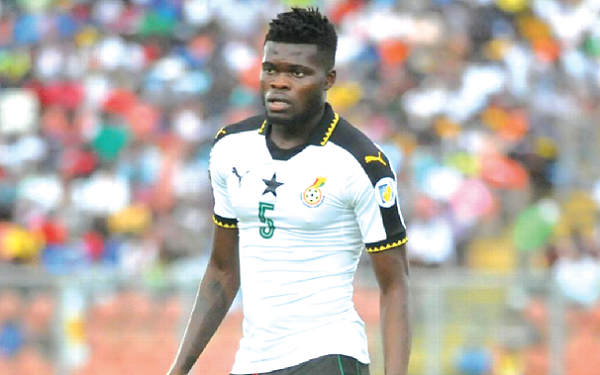 Thomas Partey makes Africa's best XI since the start of the ...