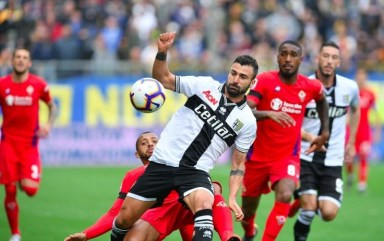Ceravolo rises late to secure Parma's Serie A survival