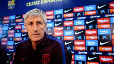 Barcelona boss Setien fears five subs could be detrimental to game plan