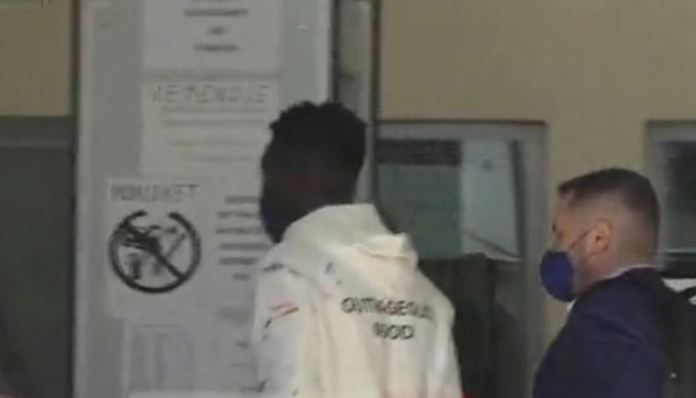 BREAKING: Ghana star Winful Cobbinah appears in Albania court over document forgery claims