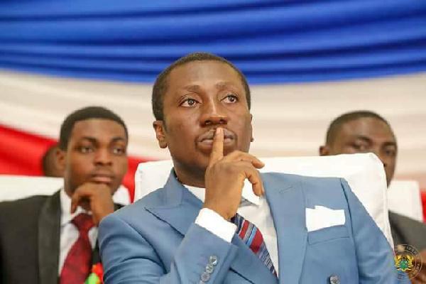 Exhibit some political maturity – Afenyo Markin advises NDC