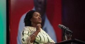 Vice presidential candidate of NDC, Prof Naana Jane Opoku-Agyemang