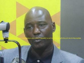 Anthony 'Tony' Baffoe is currently the Deputy General Secretary of CAF