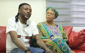 Addiself and his wife Jasmin