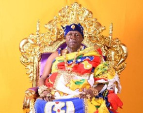 he Paramount Chief of Sefwi Anhwiaso Traditional Area, Ogyeahohoo Yaw Gyebi II and Togbe Afede XIV